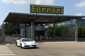 ferrari factory ferrari 458 speciale spider spotted outside the ferrari factory in