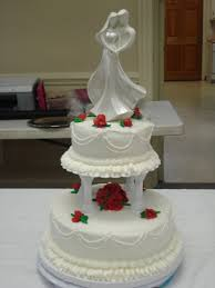 wedding cake layer by shelly new wedding cake