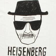 breaking bad heisenberg sketch white t shirt sheer
