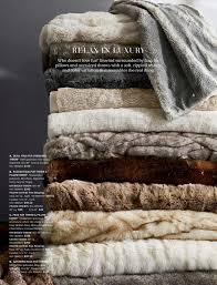Pottery Barn Fur Blanket Euro Pillow Covers Pottery Barn Pillow Decoration