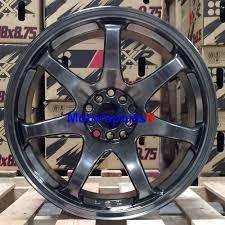 lexus is300 xxr wheels xxr 551 wheels 17 36 chromium black staggered rims 5x100 concave