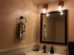 copper mason jar bathroom light fixture ehealed healing beyond