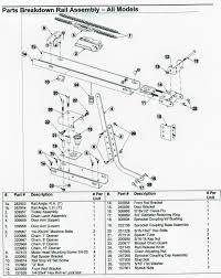 Legacy Overhead Garage Door Opener by Overhead Door Parts U0026 Garage Door Parts Bearings U0026 Bearing