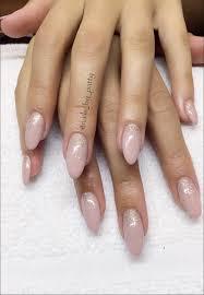 nail polish amazing manicure gel almond shape sculpted hard