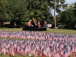 Flag Placement Flag Placement Friday September 8th F F Steven Coakley Foundation