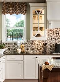 Cute And Bold DIY Mosaic Kitchen Backsplashes Shelterness - Diy backsplashes