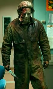 rob zombie u0027s michael myers halloween ii rob zombie pinterest