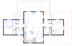 ranch house plans with open concept open plan house plans open concept floor simple small ranch bungalow
