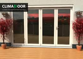 Bi Folding Patio Doors Prices External Bifold Doors Folding Sliding Patio Doors From Climadoor