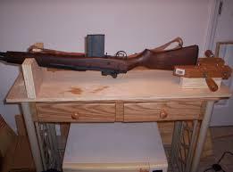 woodworking projects that sell gun rest thread gun vise