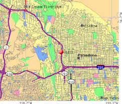pasadena zip code map 91103 zip code pasadena california profile homes apartments