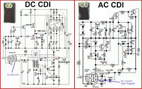 ac dc 6 pin cdi wire schematics only 0 01 chinese atv parts