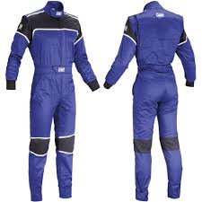 blue mechanic jumpsuit omp blast mechanics overalls omp race mechanic overalls rally