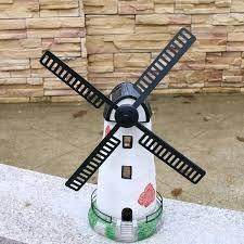 garden ornament windmill piccha