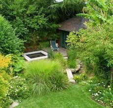 tub garden design ideas deck rustic with terraced tubs