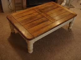 Distressed Oak Coffee Table 20 Inspirations Of And Oak Coffee Tables
