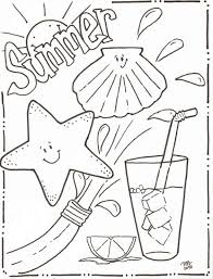 summer vacation coloring pages ice cream coloring pages ice cream party free printable and craft