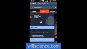 zanti android hack wi fi network by zanti dsploit in android smartphone