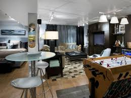 home design basement rec room ideas color within 89 awesome