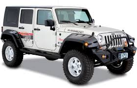 jeep matte black bushwacker 11 75