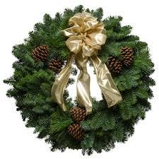 live christmas wreaths christmas wreaths order fresh wreaths from christmas forest