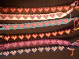 bracelet with hearts images Heart design bracelets jpg