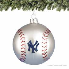 ny yankees baseball ornament ny yankees ornament and major league
