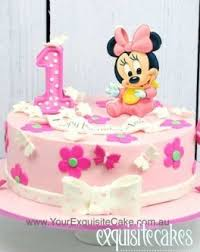 minnie mouse cakes childrens birthday cakes for and boys
