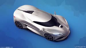 koenigsegg car blue talented 15 year old designs fictional koenigsegg utagera concept