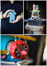 virginia u0027s baby shower miami custom cakes vintage travel theme