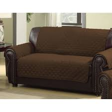 Bed Bath Beyond Pet Sofa Cover by Decorating Dr International Rachel Loveseat Cover In Brown For