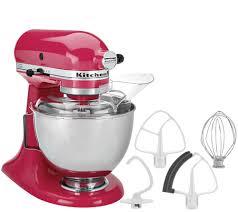 Kitchenaid Mixer Colors Kitchenaid 4 5qt 300w Tilt Head Stand Mixer With Flex Edge Page