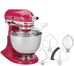 kitchenaid 4 5qt 300w tilt head stand mixer with flex edge page