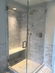 Seattle Shower Door Angled Custom Glass Shower Doors Tags 93 Fantastic Custom Shower