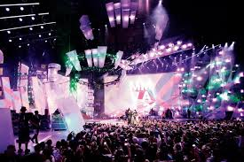 Award Ceremony Decoration Ideas 9 Innovative Stage Designs For Concerts Award Shows Conferences
