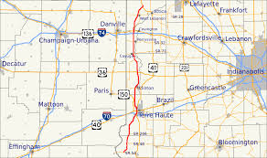 Map Of Peoria Illinois by Indiana State Road 63 Wikipedia