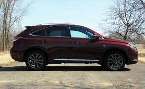 lexus rx red 2013 lexus rx 350 f sport reviews cheers and gears