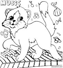 music coloring pages 5 olegandreev me