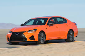 lexus two door for sale 2016 lexus gs f first test review motor trend