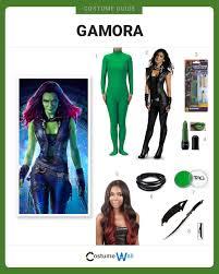 Gamora Costume Dress Like Gamora Costume Halloween And Cosplay Guides