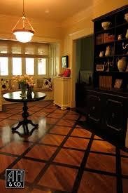 Diamond Laminate Flooring Floor Painting U0026 Staining U2014 Ah U0026 Co Decorative Artisans