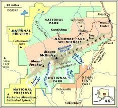 denali national park map denali alaska alaska alaska travel and buckets