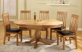 round glass table for 6 round table 6 chairs naderve info