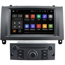 mirror link android peugeot 407 android 4g 3g wifi car radio gps waze mirrorlink