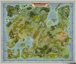 One Piece Map Shroud Of The Avatar Another Map Piece Revealed With Quite A Lot