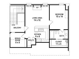 Garage Floor Plans With Living Quarters 68 Best Garage Apartments Images On Pinterest Garage Apartments
