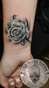 top 25 best rose wrist tattoos ideas on pinterest small wrist
