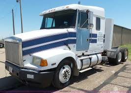 volvo semi for sale 1990 volvo wia semi truck item j6041 sold august 2 gove