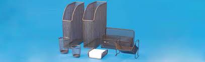 articles bureau articles bureau design en mailles et treillis métalliques metal