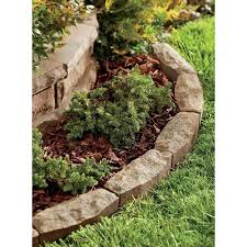 landscape edging stone garden design with how to install 11 faux